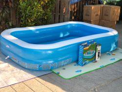 Bestway Inflatable Pool - Medium