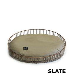 Luxury Dog Basket - Medium