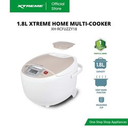 XTREME HOME 1.8L Multi-cooker (XH-RCFUZZY18)
