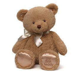 Gund My 1st Teddy Tan 10-inch