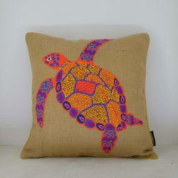 ARQ Curtains Penyu 18x18 Fauna 1 Collections Pillowcase