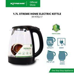XTREME HOME 1.7L Electric Kettle (XH-KTGL17)