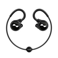 NuraLoop - Wireless Bluetooth Earbuds with Personalised Sound, Active Noise Cancellation, 16 Hours Battery, Crystal Clear Voice Calls, immersive bass, and Wired and Wireless Connection