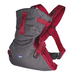 Chicco JVI Easy Fit Baby Carrier, Paprika