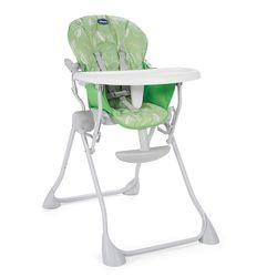 Chicco JVI Pocket Meal High Chair - Summer Green
