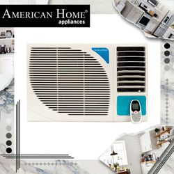 American Home AHAC-92RT Window Type Aircon Remote Control 1HP