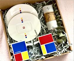 Loveramics Puzzle Espresso Set with Tablea