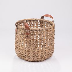Airy Openweave Basket