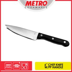 Metro MKK 503	6in ABS Handle  Chef Knife
