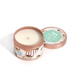 Happy Island Choco Mint Soy Candle 2oz