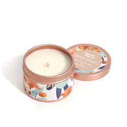 Happy Island Salted Caramel Soy Candle 2oz