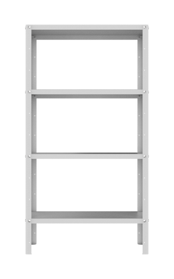 Heavy Duty 4 Shelf Storage Rack - Medium