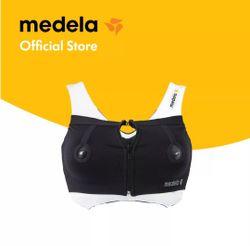 Medela New Easy Expression Bustier, Black (L)
