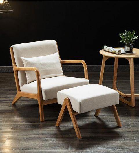 Sabi Sofa Chair 1S w/ Ottoman PRE ORDER