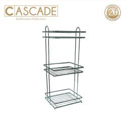Cascade 3L Square M. Purpose Rack (Flatbar)