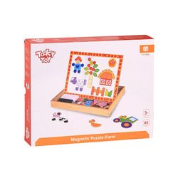 Tooky Toy Magnetic Puzzle