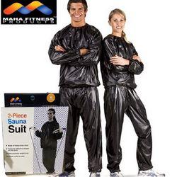 Maha 2 Piece Sauna Suit