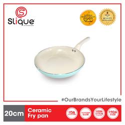Slique Ceramic Non-Stick Fry Pan 20 cm