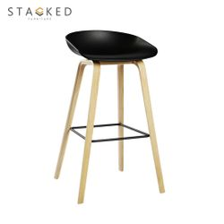 Icon Bar Stool (Black)