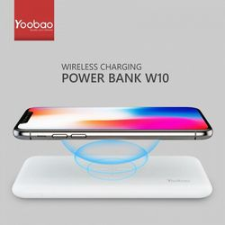 Yoobao W10 Wireless Power Bank