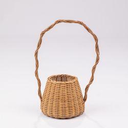 Calfurn Dion Wicker Basket