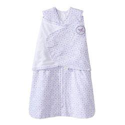Tickled Babies Halo Sleepsack Swaddle Lilac Lace - Small