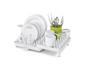 Joseph Joseph Connect Adjustable Dish Rack 3pcs. White and Grey 85034/85035