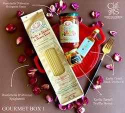 Pasta and Truffles Gourmet Box