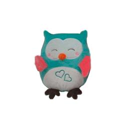 Gentle Treasures Teal Owl