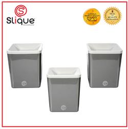 Slique Premium Airtight Canister Set of 3