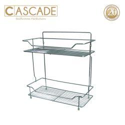 Cascade 2-Layer Metal Rack