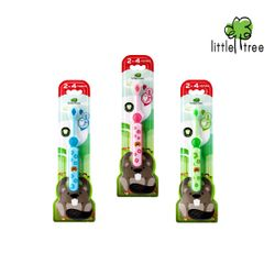 Little Tree Toothbrush 2-4 Years Old