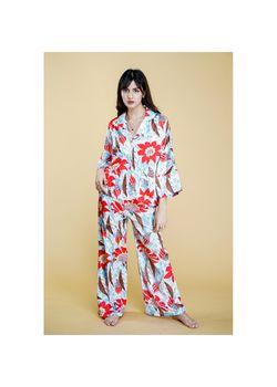 Intissimo Jessie Silk Long Pyjama