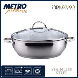 Metro Primera MPCW 1724 28cm Stainlesss Steel  Low Pot