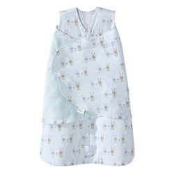 Tickled Babies Halo Sleepsack Swaddle Bunnies Baby - Small