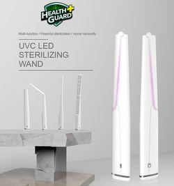 Health Guard UVC LED Sterilizing Wand