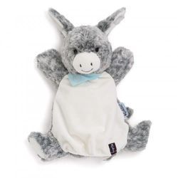 Kaloo Les Amis - Donkey Doudou Puppet (30CM)