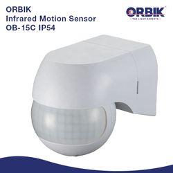 Orbik OB-15C IP54 Infrared Motion Sensor
