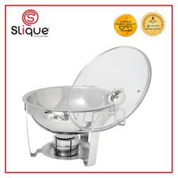 Slique Round Chafing Dish 5000ml