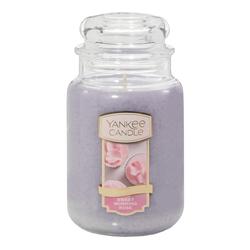 Yankee Candle CLASSIC JAR LARGE SWEET MORNING ROSE