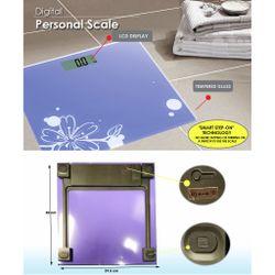 METRO Digital Glass Bathroom Scale