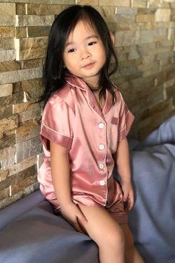 Intissimo Silk Short Pyjama Shar (Teens and Kids)