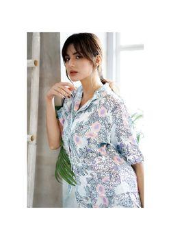 Intissimo Ali Silk Short Pyjama