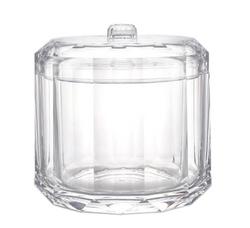 Cascade Storage W/lid (Cotton Swabs)