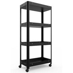 Mobile Cart 4 Shelf - Regular