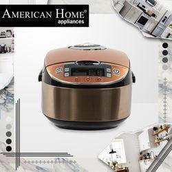 American Home ARC-JAR1516SX Multifunction Rice Cooker 1.5L Digital