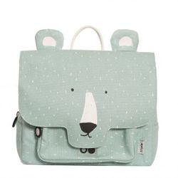 Trixie Baby - Mr. Polar Bear  Satchel