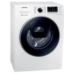 Samsung WW90K54E0UW Front Load Washer with Eco Bubble, 9kg