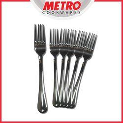 METRO MCS 5460 6PCS Table Fork Set