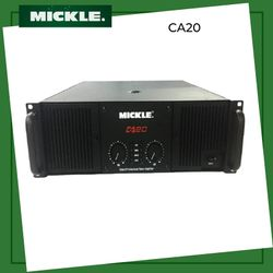 MICKLE CA20 Professional Power Amplifier